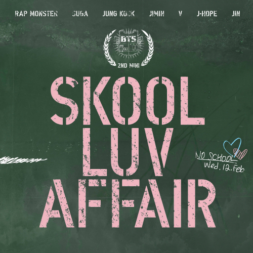 Skool Luv Affair 앨범