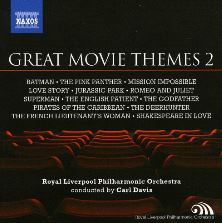 Great Movie Themes 2 앨범