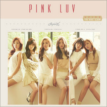 Pink LUV 앨범