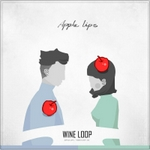 3rd Single Apple Lips 앨범
