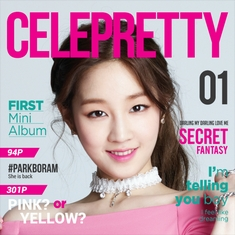 CELEPRETTY 앨범