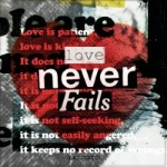 Love Never Fails(3집) 앨범