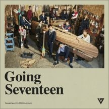 Seventeen 3rd Mini Album 'Going Seventeen' 앨범