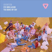 SEVENTEEN 5TH MINI ALBUM 'YOU MAKE MY DAY' 앨범